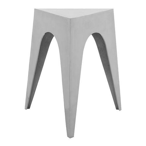 Safavieh Indium Triangle Side Table