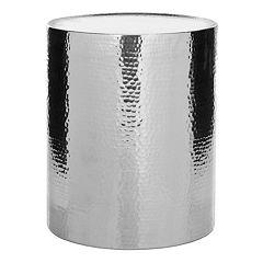 Safavieh Polonium Hammered Side Table