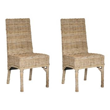 Safavieh 2-pc. Beacon Side Chair Set