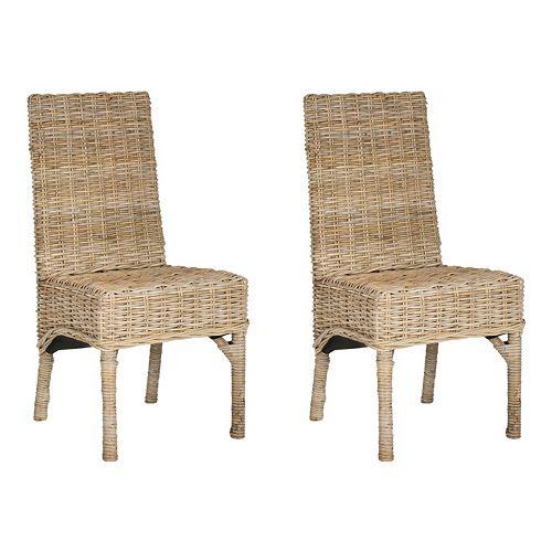 Safavieh 2-pc. Beacon Side Chair Set