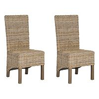 Safavieh 2 pc Pembrooke Side Chair Set