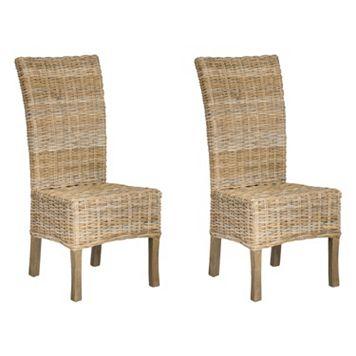 Safavieh 2-pc. Quaker Side Chair Set
