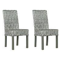 Safavieh 2-pc. Wheatley Side Chair Set