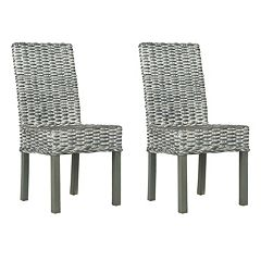 Safavieh 2-pc. Wheatley Side Chair Set