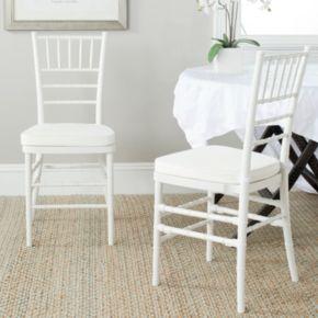 Safavieh 2-pc. Carly Side Chair Set