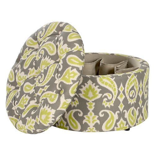 Safavieh Tanisha Shoe Storage Ottoman