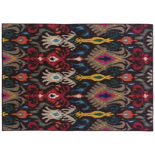 StyleHaven Kameron Abstract Rug - 5'3'' x 7'6''