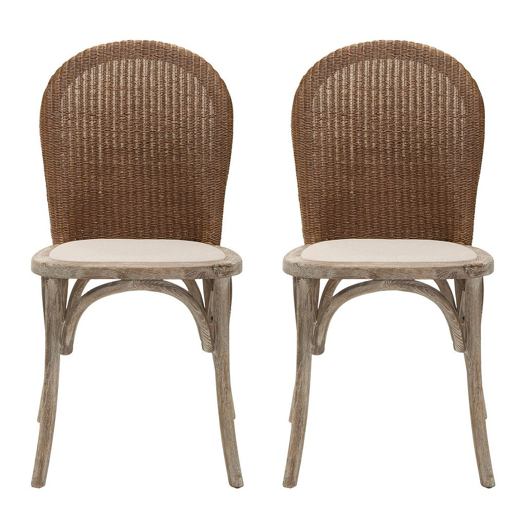Safavieh 2-pc. Kioni Side Chair Set