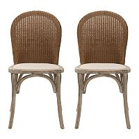 Safavieh 2-pc. Kioni Side Chair Set