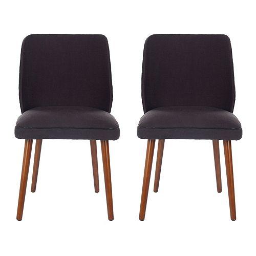 Safavieh 2-pc. Ethel Dining Chair Set
