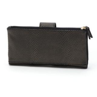 Apt. 9® Heather Soft Clutch Wallet