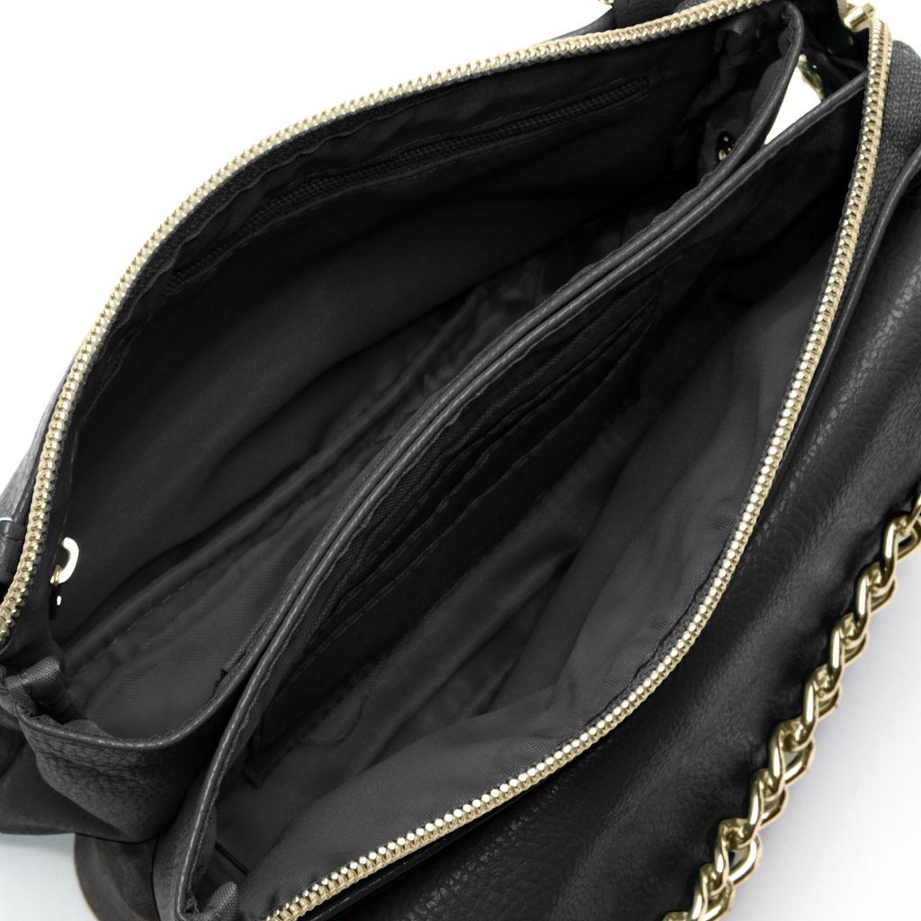 Apt. 9® Curb-Chain Crossbody Bag