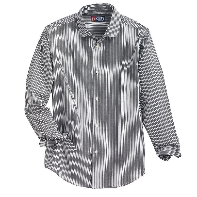 Chaps Striped Dress Shirt - Boys 8-20