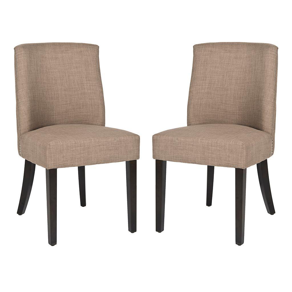 Safavieh 2-pc. Judy Olive Side Chair Set