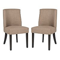 Safavieh 2-pc. Judy Olive Side Chair Set