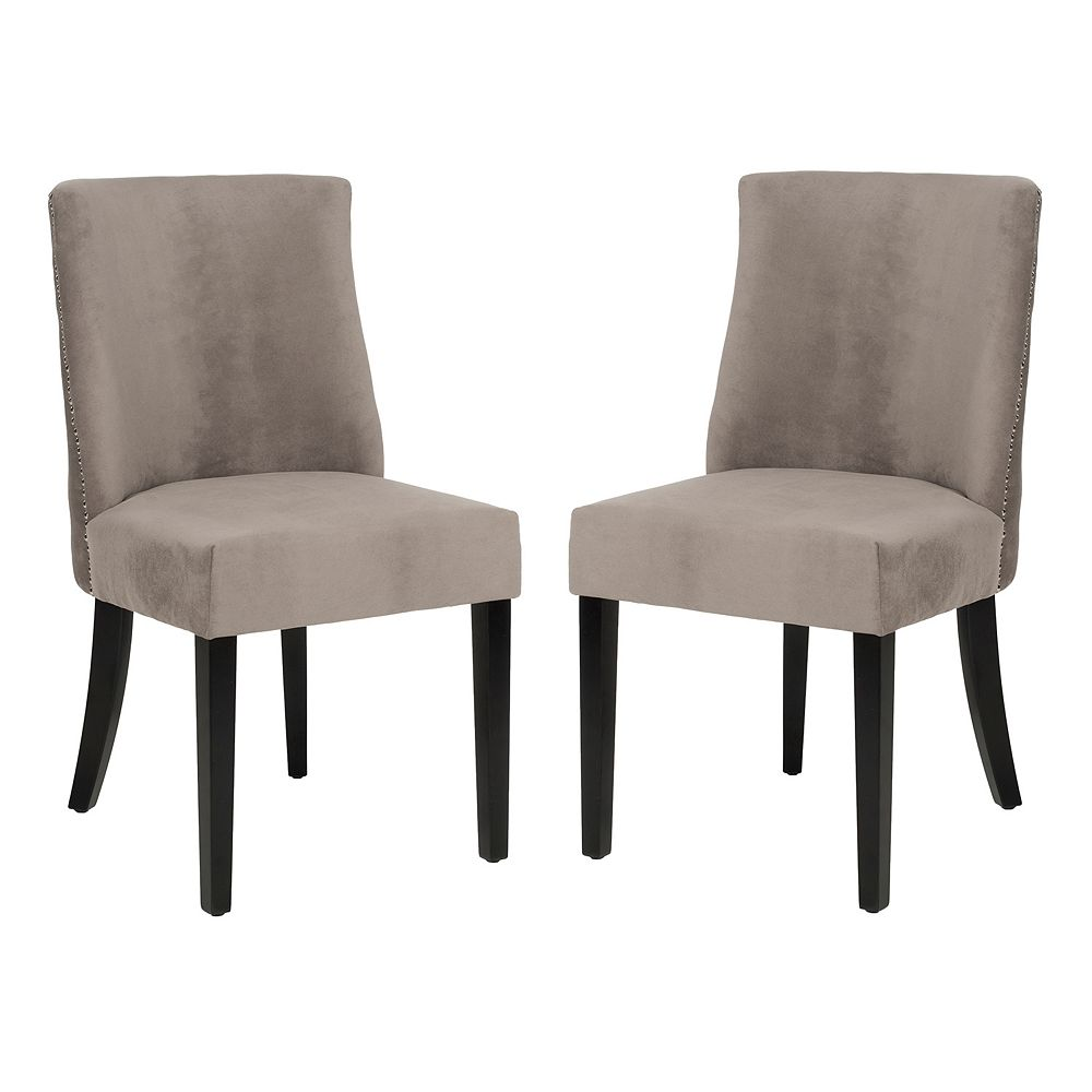 Safavieh 2-pc. Judy Mushroom Side Chair Set