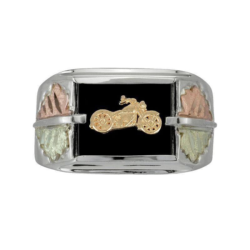 Onyx mens jewelry kohl 39 s for Kohls jewelry mens rings