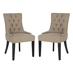 Safavieh 2-piece Abby Side Chair Set