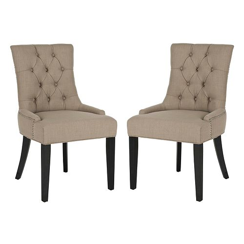 Safavieh 2-piece Abby Side Chair Set