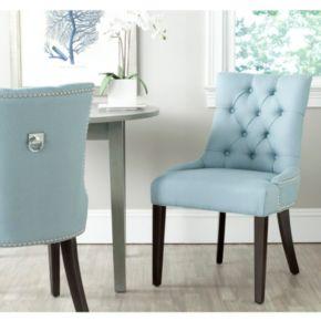 Safavieh 2-pc. Harlow Ring Chair Set
