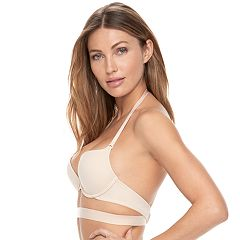 Jezebel Bra: Embrace Seamless Convertible Push-Up Bra 24019 - Women's