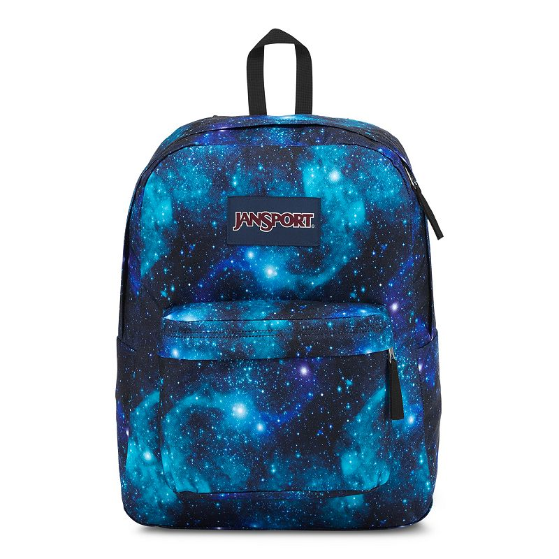 JANSPORT Superbreak Backpack Galaxy Schoolbag JS00T50131T **FREE Haribo