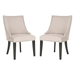 Safavieh 2 pc Afton Side Chair Set