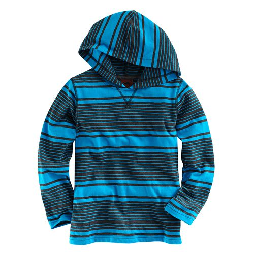 Tony Hawk® Striped Hoodie - Boys 4-7x