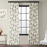 EFF 1-pack Allium Lined Window Curtain