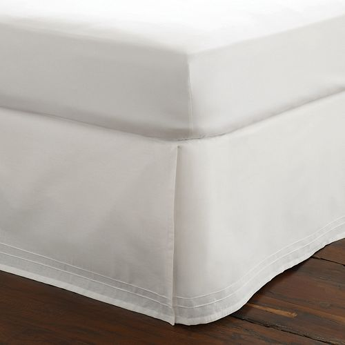 Laura Ashley Lifestyles Pleated Bedskirt - Queen