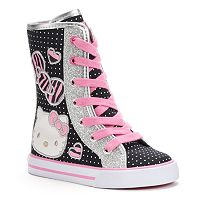 Hello Kitty® Hannah Toddler Girls' High-Top Sneakers