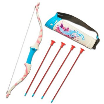 Total Crush Sugar Shot Long Bow & Arrow Set