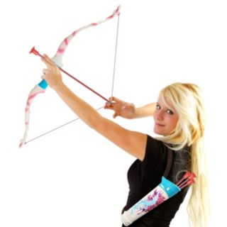 Total Crush Sugar Shot Long Bow and Arrow Set