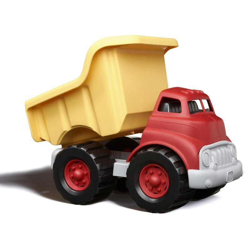 Green Toys Dump Truck, Multicolor