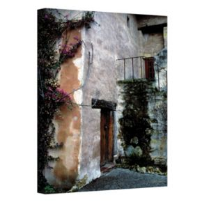 36'' x 24'' ''Mission Bougainvillea'' Canvas Wall Art by Kathy Yates