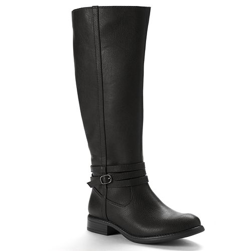 LC Lauren Conrad Women's Riding Boots