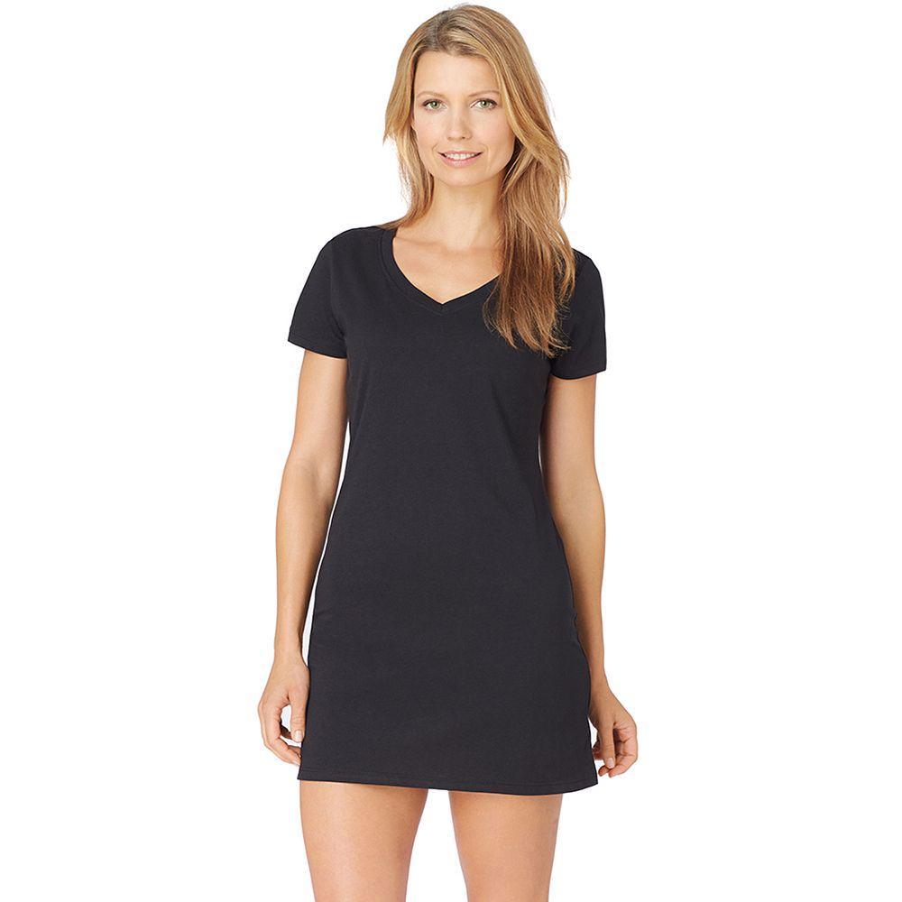 Women s Jockey Pajamas  Modern Cotton Sleep Shirt c59a5e5fef50