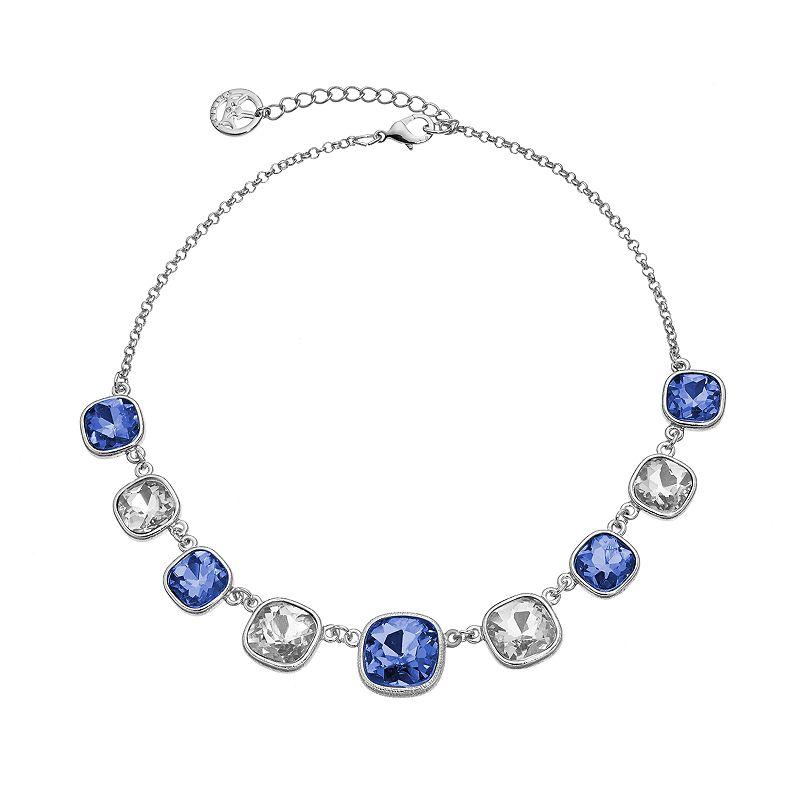 Trifari Simulated Crystal Necklace