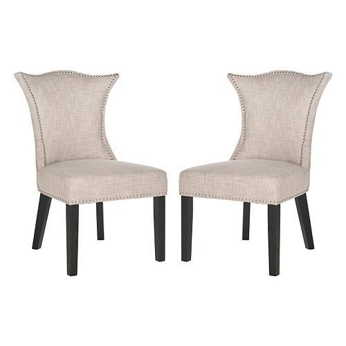 Safavieh 2-pc. Ciara Chair Set