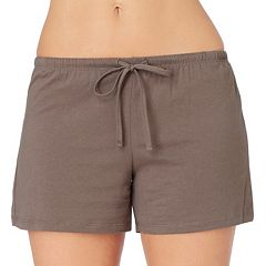 Women's Jockey Pajamas: Modern Cotton Pajama Shorts