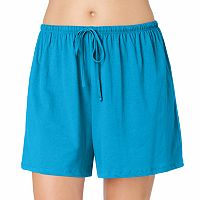 Plus Size Jockey Pajamas: Modern Cotton Pajama Shorts