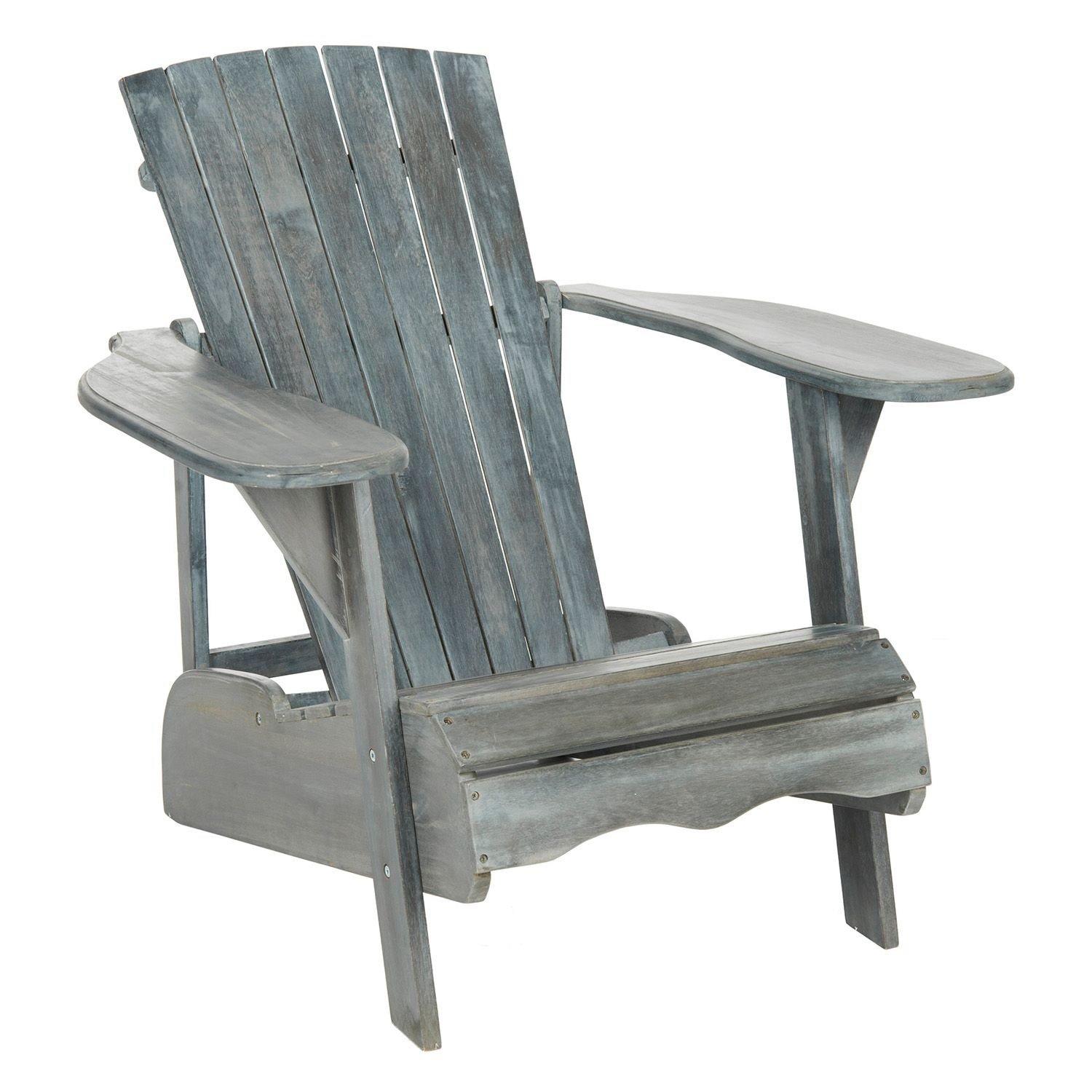 Original  sc 1 st  Kohlu0027s & Safavieh Vista Indoor / Outdoor Adirondack Chair