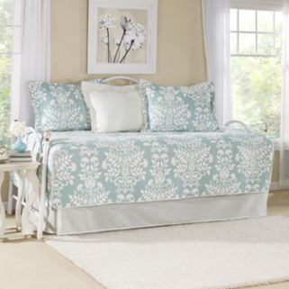 Laura Ashley Lifestyles Rowland 5-pc. Daybed Quilt Set