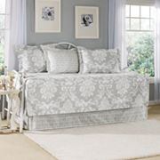 Laura Ashley Lifestyles Venetia 5 pc Daybed Quilt Set