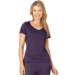 Women's Jockey Pajamas: Modern Cotton Pajama Tee