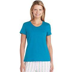 Women's Jockey Pajamas: Modern Cotton Pajama Tee