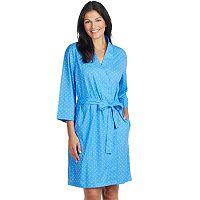 Women's Jockey Modern Cotton Wrap Robe