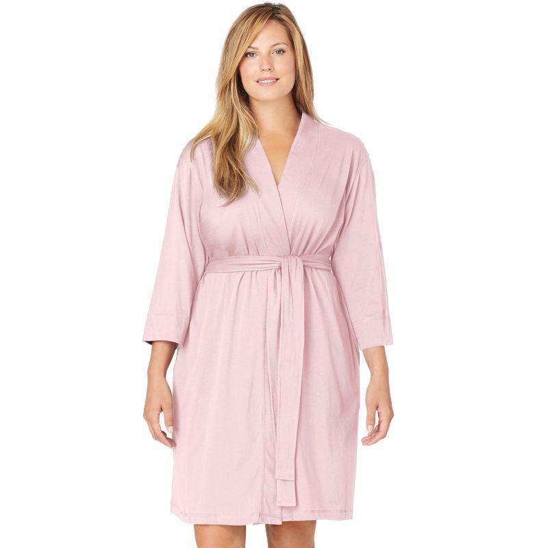 Jockey Modern Wrap Robe - Women's Plus