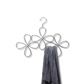 Umbra Fleur Scarf and Belt Hanger Organizer