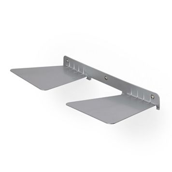 Umbra Conceal Double Floating Bookshelf
